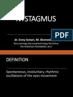 Nistagmus Pin