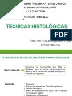 Tecnicas Histologicas Upao 2019