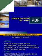 EXPOSICION ALMACENES DDI  PUNO 2019.ppt