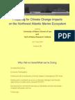 Climate Change Science Panel - Incze