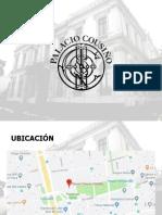 Palacio Cousiño - Andres Olhabe a.- Jorge Campos H.