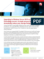 Upgrading to Windows Server 2019 on Dell EMC PowerEdge servers