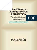 AG03-PLANEACION Y ADMINISTRACION ESTRATEGICA.ppt