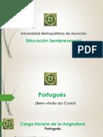 Presentación Portugues