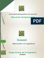 Presentación Guarani