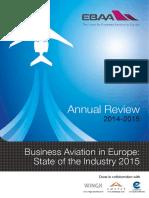 2014-2015 Annual Review - EBAA