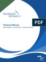Wj IV Technical Manual
