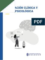 evaluación clínica y psicológica