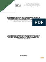 Informe Veda Epifitas 18 Julio 2011
