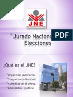 Jurado Nacional de Elecciones (AVANCES CECILIA).pptx