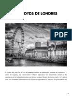 El Café Lloyds de Londres _ Exploraseguros _ Compara y Ahorra