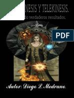 Psicoquinesis y Telekinesis. Libro Amazon