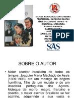 Dom Casmurro - 2019