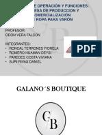 Manual de Operación y Funciones
