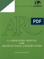 ICCROM_art JM Teutónico_Lab Arquitect