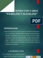 Operaciones Con Cable