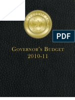 Governors Budget