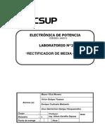 A - Laboratorio 2 - Rectificador de Media Onda - 2018-II (1) (1)