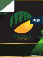 Oil & Co Brochure