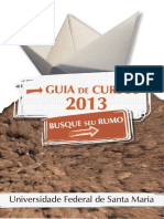 Guia de Cursos UFSM 2011