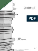 Linguística II