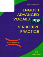 English.advanced.vocabulary.and.Structure.practice