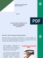 Evidencia 3Taller actividaprendizaje10