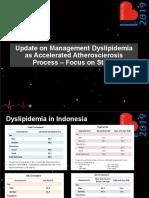 Latest Update on Management Dislipidemia (Referensi Slide Recansa)