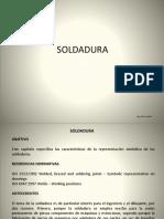 SOLDADURA DIBUJO MECANICO