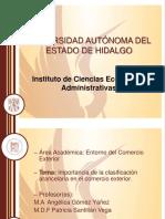 IMPORTANCIA DE LA CLASIFICACION ARANCELARIA.pdf