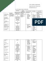 Nursing Care Plan Sample