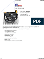 Brosur HL9000 LX