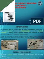 1.- Laboratorio Clinico aplicado a Obstetricia - Clase magistral (1).pptx