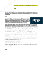 Labor Review Labor Doctrine