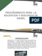 Procedmiento Descarga Diesel