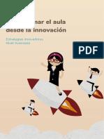 U1 Inn Avanzado Transformar Aula Desde Innovacion