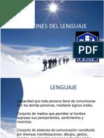 Lenguaje, Diferencias y Giros Lingúisticos