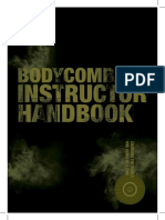 BODYCOMBAT Instructor Handbook Español