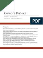 Compra Pública en Colombia