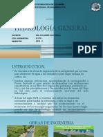 Semana 1,2,3 - Principios Basicos Hidrologia General [Autoguardado]
