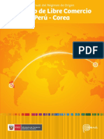 TLC Perú - Corea del Sur