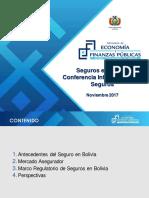 SEGUROS EN BOLIVIA
