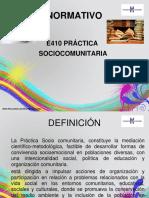 Presentacion Practica Sociocomunitaria