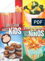 Vamos a Cocinar Con Los Niños