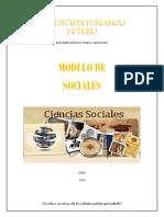 Modulo de Ciencias Sociales