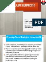 Arisya Apilia NIM 1506355 Teori Belajar Humanistik.pptx