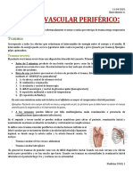 Trauma Vascular Periferico Cmqiii