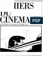 295 Cahiers du Cinema