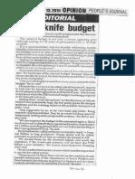 Peoples Journal, Sept. 13, 2019, Swiss-knife budget.pdf
