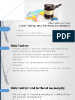 State Territory in International Law